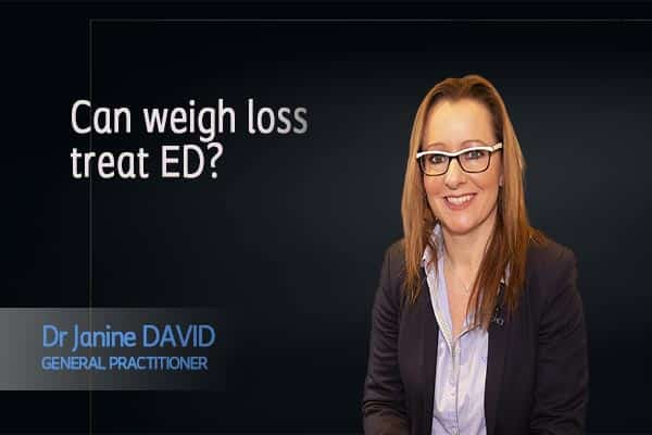 Can weigh loss treat erectile dysfunction?