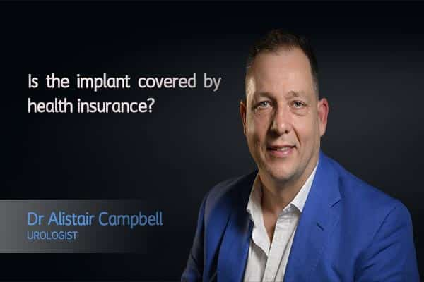Is the implant covered by health insurance